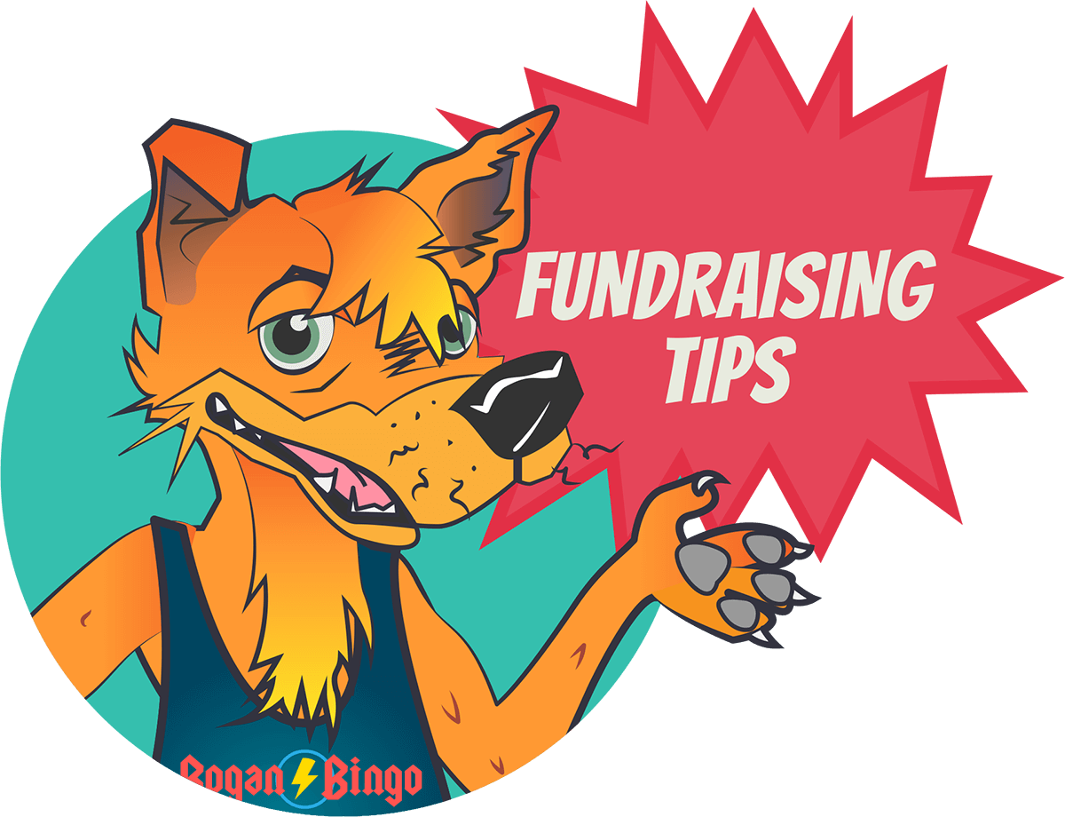 Fundraising clipart started. Hilarious events fundraisers bogan
