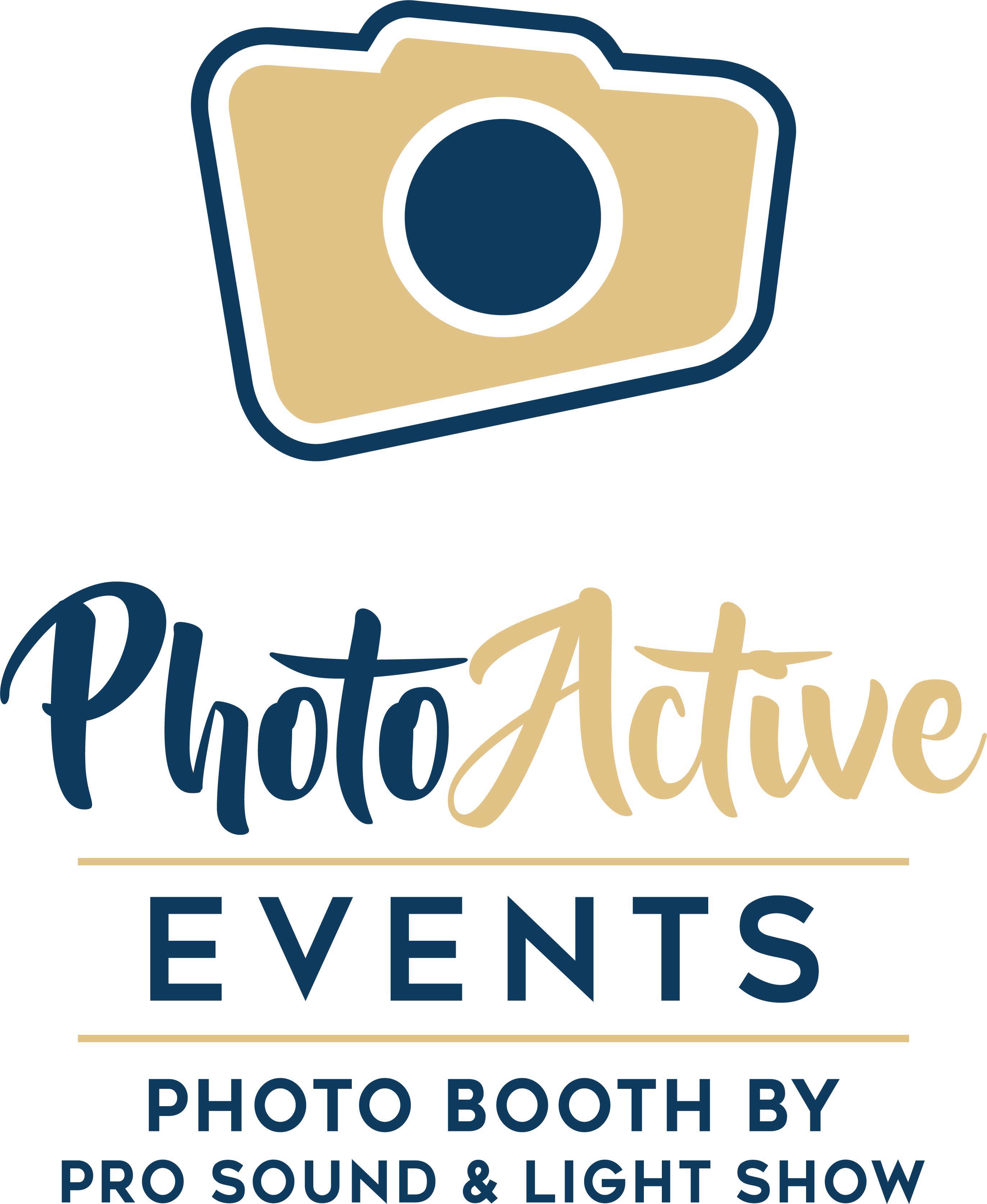 Fundraiser clipart upcoming event. Photo booth photoactive events