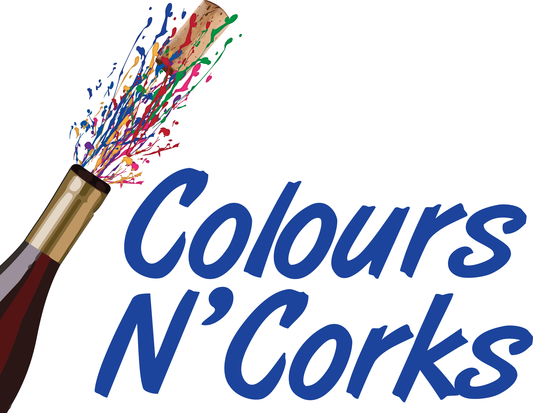 Fundraiser clipart upcoming event. Fundraising colours n corks