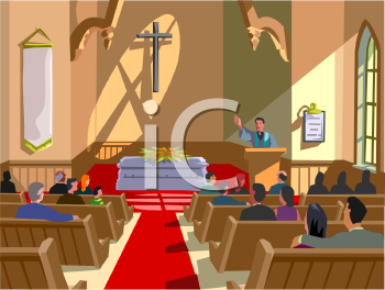 Funeral clipart. Church free on dumielauxepices