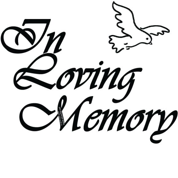 collection of program. Funeral clipart