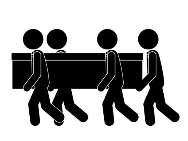 Funeral clipart box. Free download clip art
