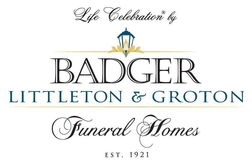 Badger home contact us. Funeral clipart celebration life