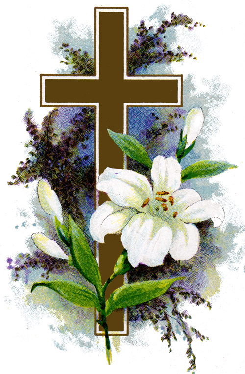 Funeral clipart easter. Christian clip art library