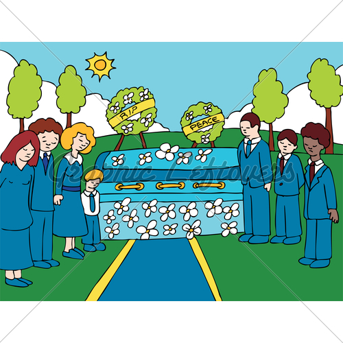 Service gl stock images. Funeral clipart event