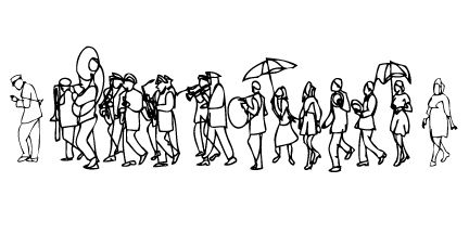 Funeral clipart funeral procession. Gashlycrumb tinies middle school