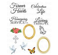 Pin on design ideas. Funeral clipart funeral program