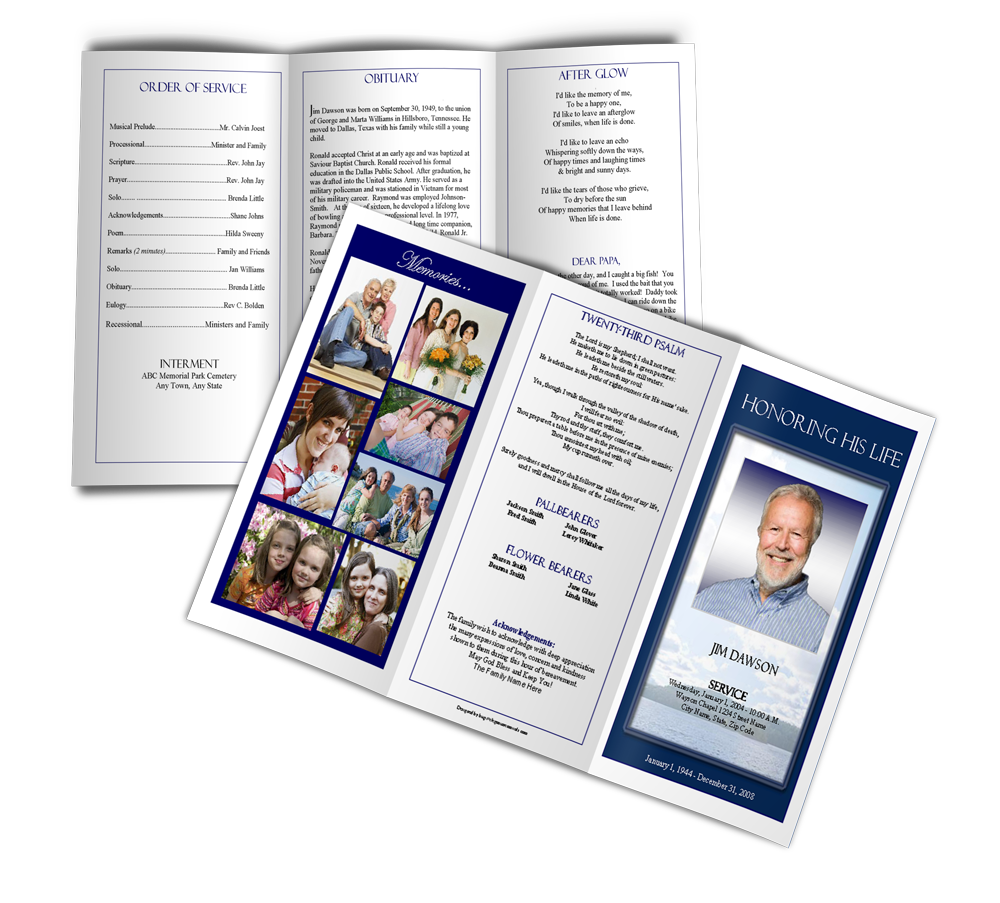 Five tips for professional. Funeral clipart funeral program