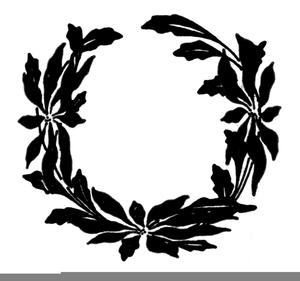Free images at clker. Funeral clipart funeral wreath