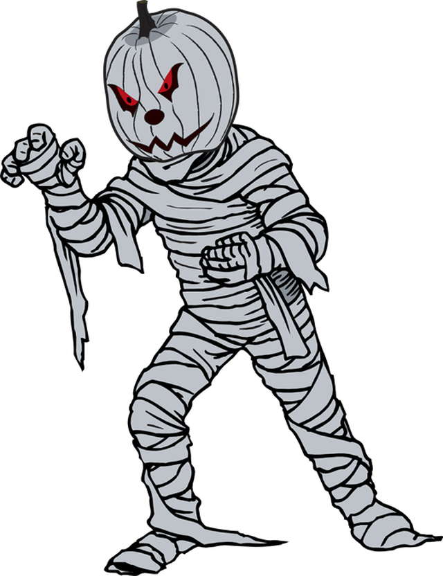 Coffin mummy free on. Funeral clipart halloween