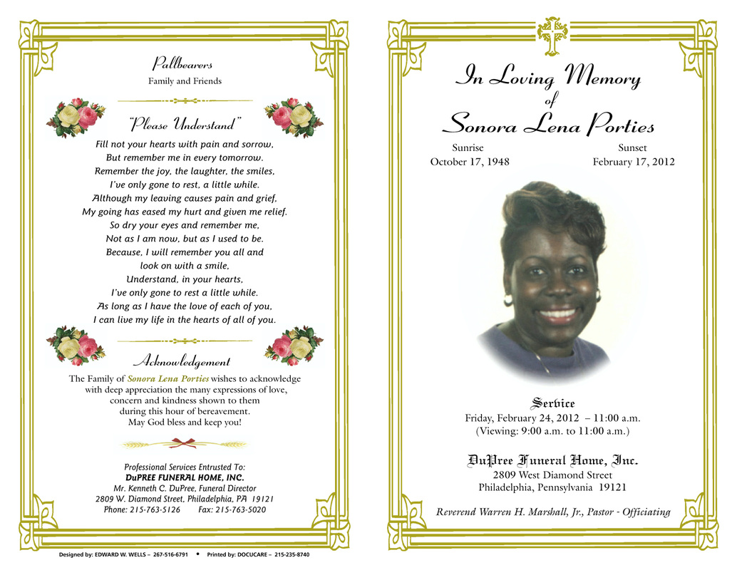 Funeral clipart obituary. Free cliparts borders download
