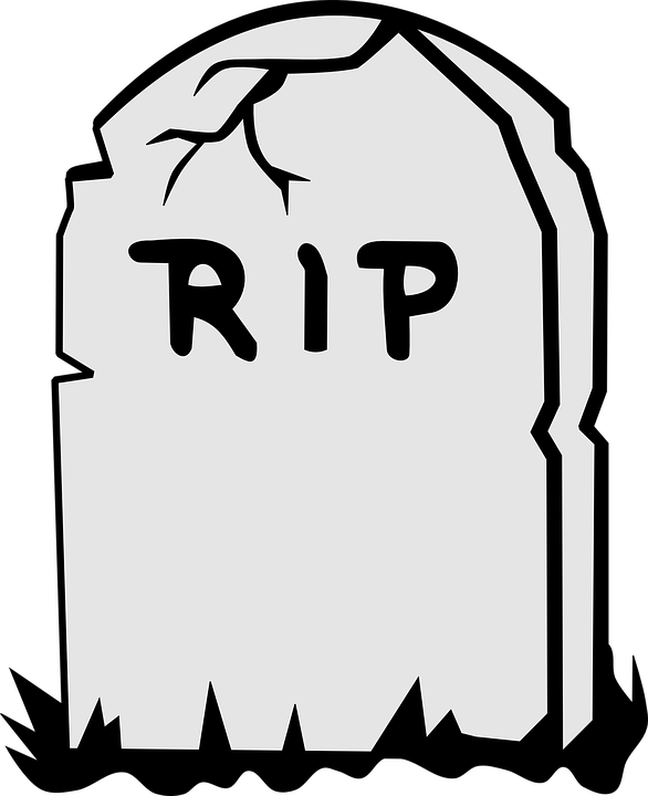 Job changes again steemkr. Funeral clipart sad