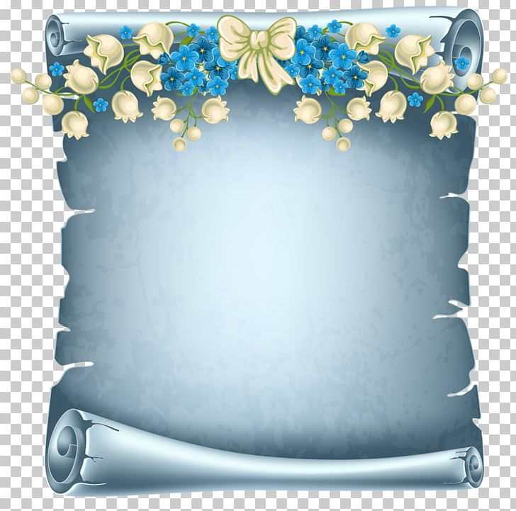 Paper parchment png blue. Funeral clipart scroll