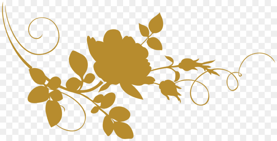 Floral pattern background yellow. Funeral clipart thanksgiving