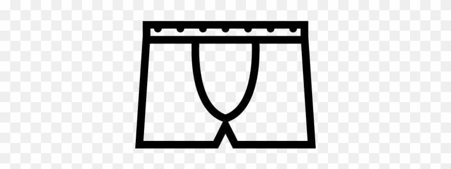 Underwear pinclipart . Funeral clipart undergarment