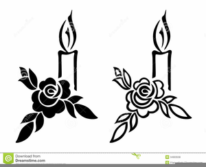Funeral clipart vector. Borders and free images