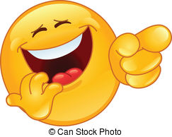 Top funny clip art. Laughing clipart