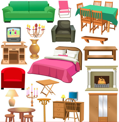 Free cliparts download clip. Furniture clipart