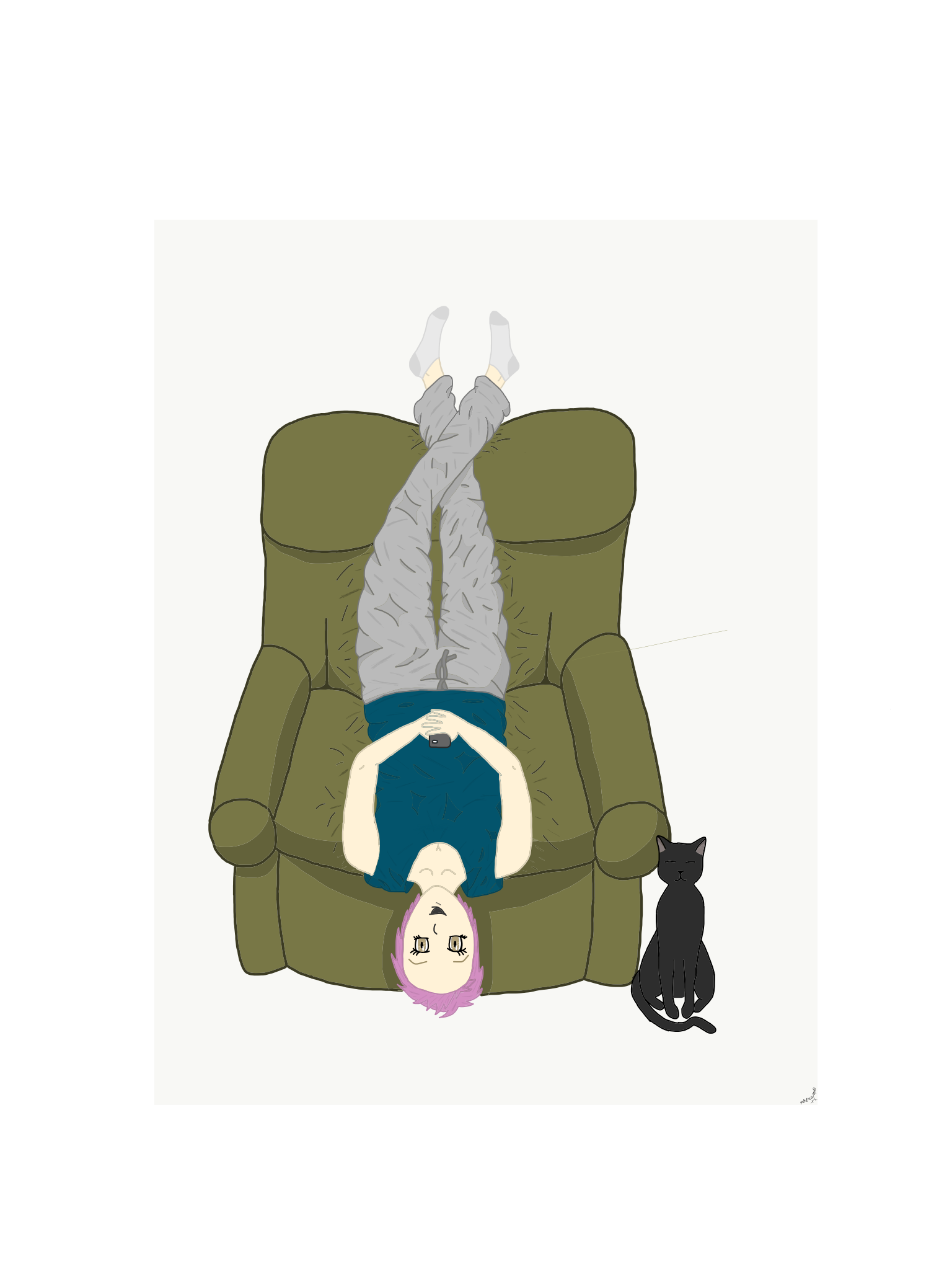 Furniture clipart adobe illustrator. Made with draw get