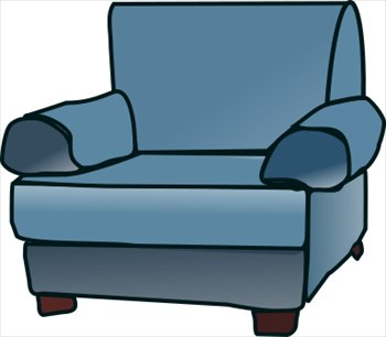 Furniture clipart arm chair. Free armchair cliparts download