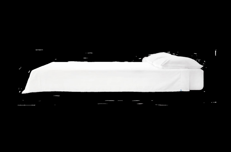 Memory foam sheets leesa. Furniture clipart bed sheet