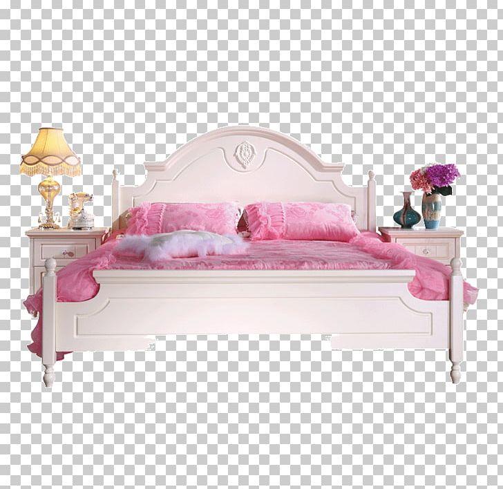 Png frame bedroom . Furniture clipart bed sheet