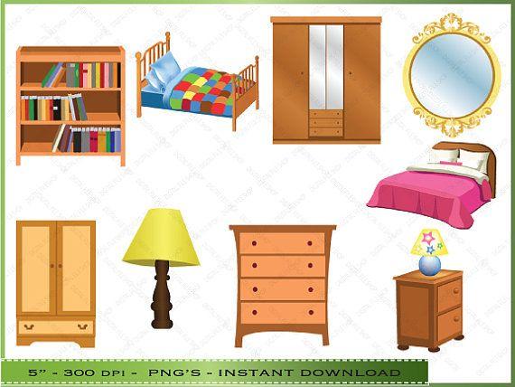 Pinterest . Furniture clipart bedroom furniture