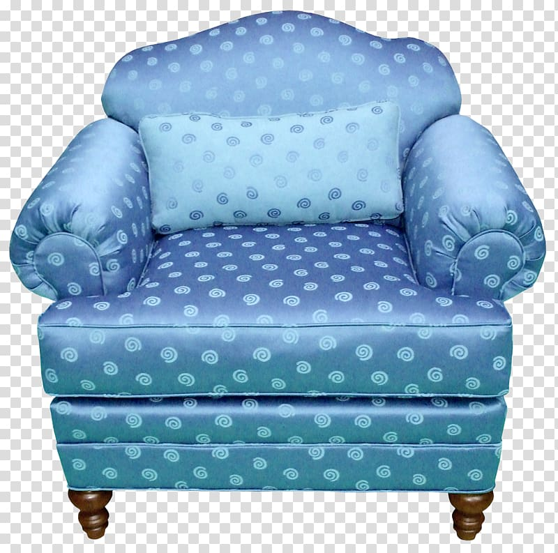Armchair illustration eames lounge. Furniture clipart blue chair