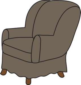 Furniture clipart chair. Free download best on