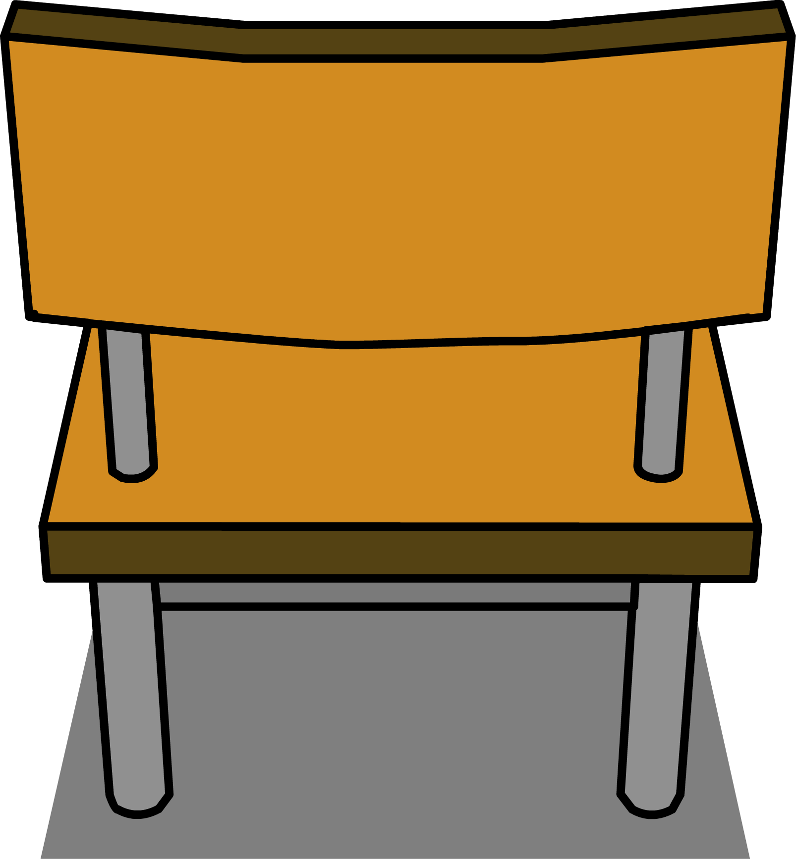 Image chair sprite png. Furniture clipart classroom furniture