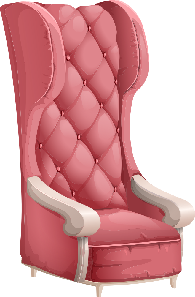 Onlinelabels clip art old. Furniture clipart comfortable chair