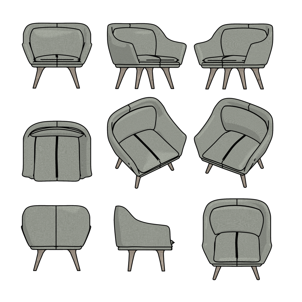 Armchair pictures png clipartlyclipartly. Furniture clipart comfy chair