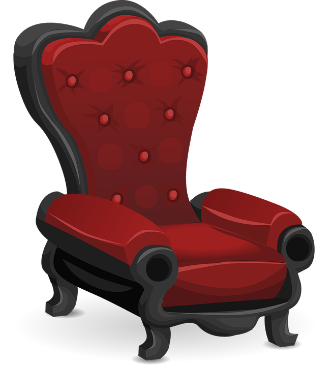 Furniture clipart comfy chair. Enable technology smart cushion