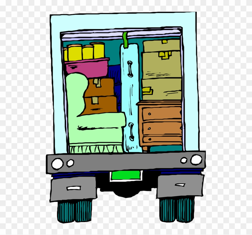 Furniture clipart furniture delivery. Png download