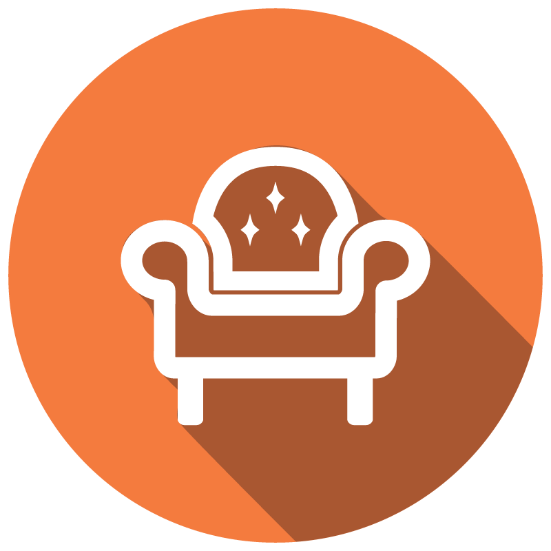 Chairs ottomans chaise lounges. Furniture clipart furniture sale