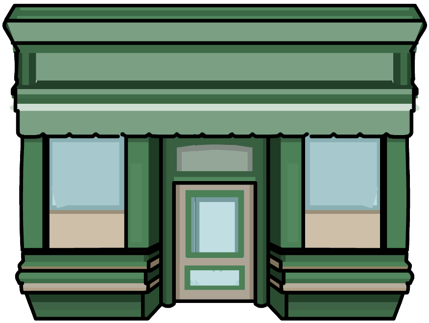 Furniture clipart furniture shop. Image general store front