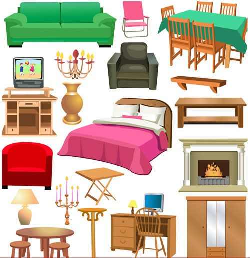Furniture clipart furniture store. Free wood cliparts download