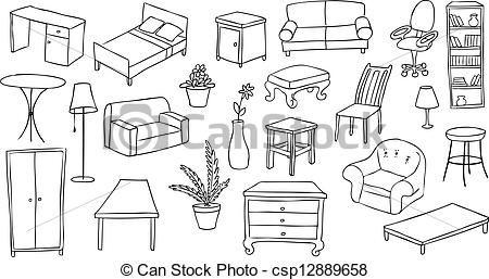 Furniture clipart furniture store. I plgogb cool home