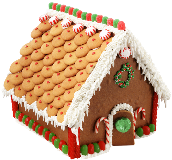 Furniture clipart gingerbread house window. Forgetmenot christmas cakes