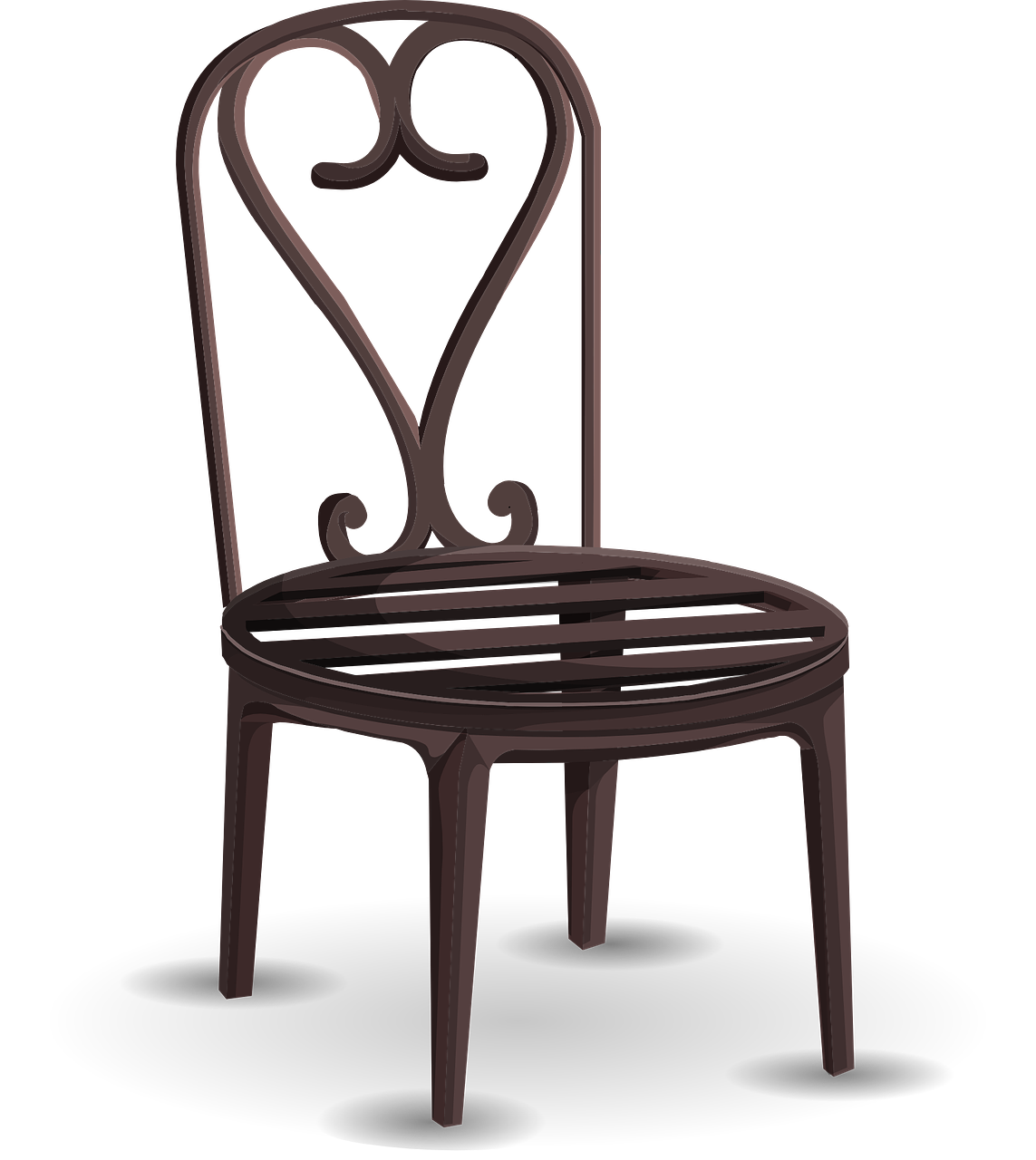 Furniture clipart house decoration. Home decor chairs seats