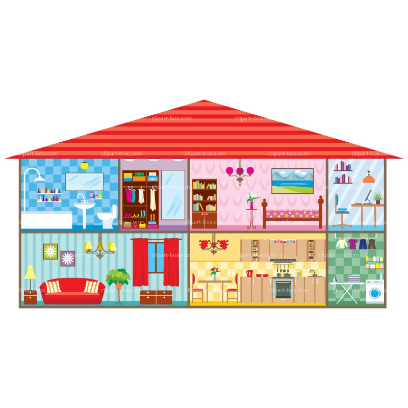 Furniture clipart house furniture. Free images of download