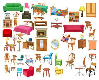 Free pictures download clip. Furniture clipart household furniture