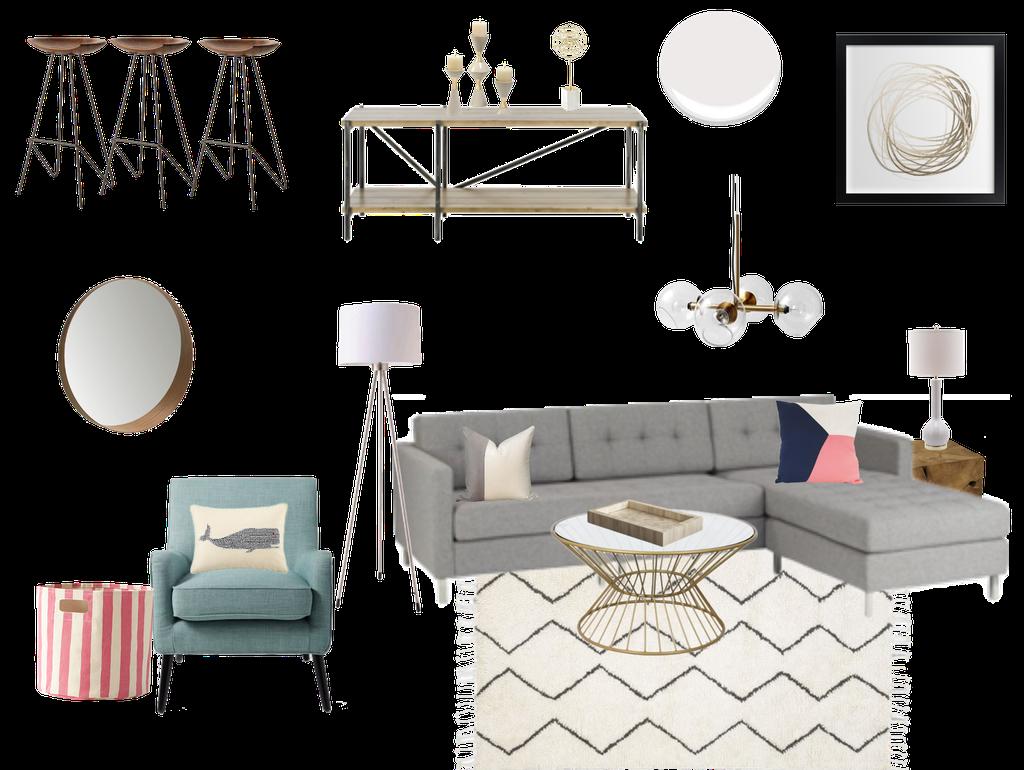 Online designer eden hibbert. Furniture clipart interior design