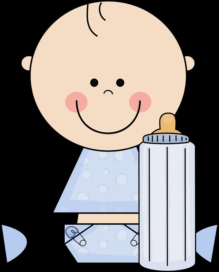 Beb menino e menina. Furniture clipart kawaii