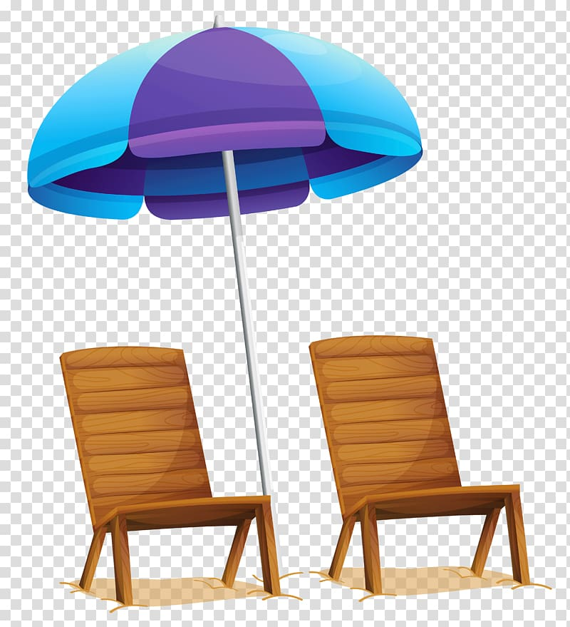Furniture clipart lounge chair. Two brown chairs and