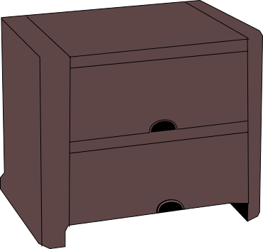 Furniture clipart night stand. Free nightstand cliparts download
