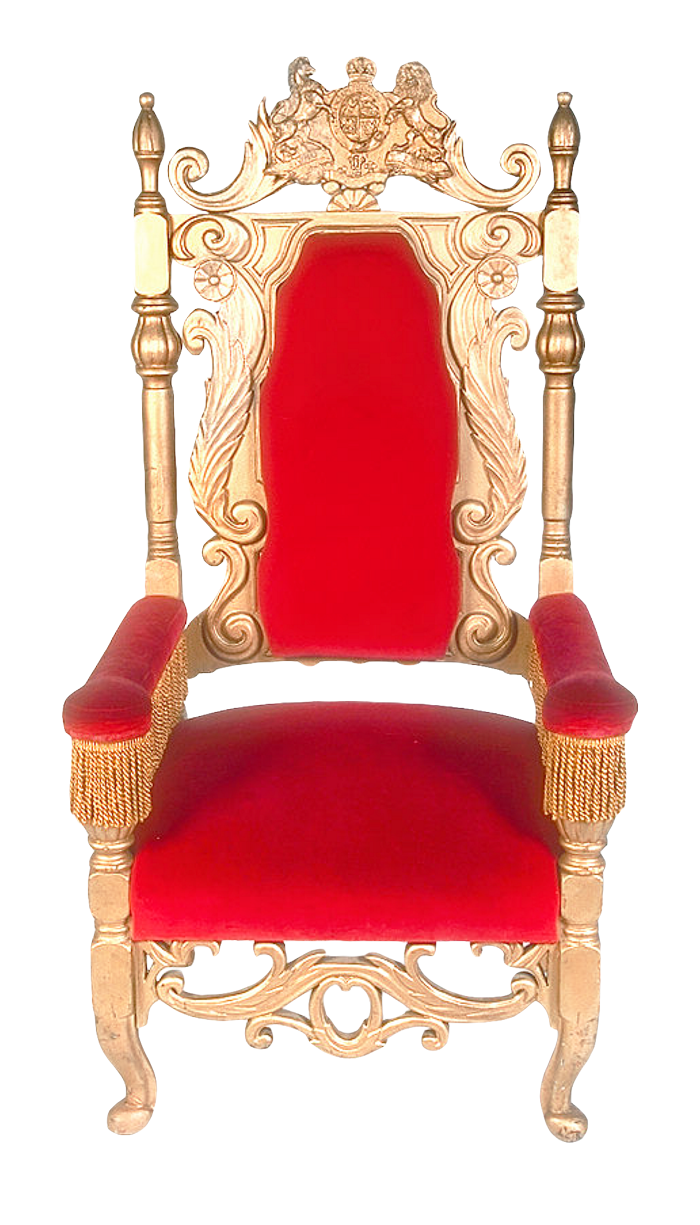 Furniture clipart object. Wooden chair png image