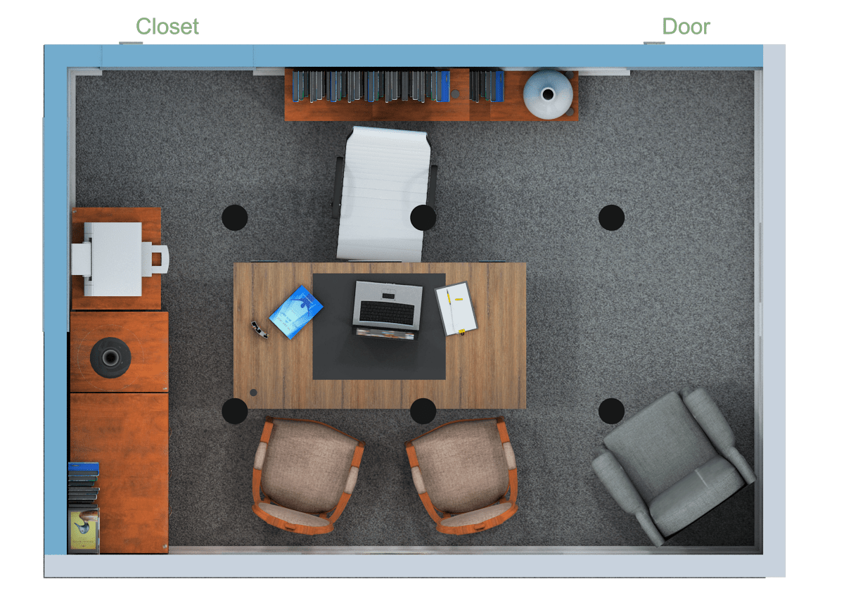 Top view psd finest. Furniture clipart office furniture
