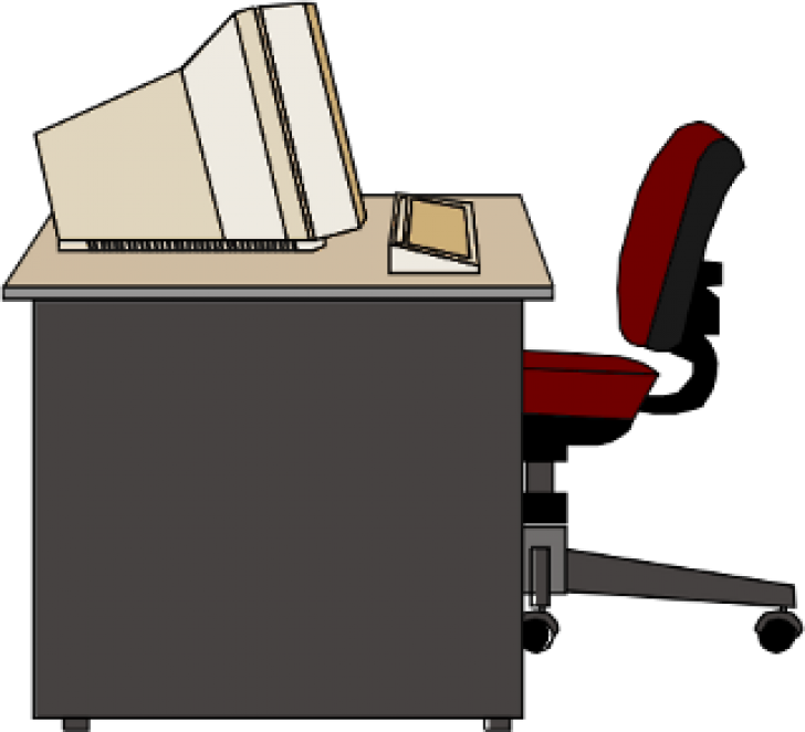 Clip art biantable. Furniture clipart office furniture