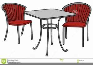 Free images at clker. Furniture clipart patio